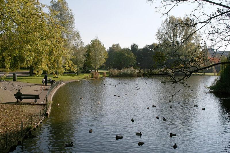 Oosterpark. Immagine da: iamsterdam.com