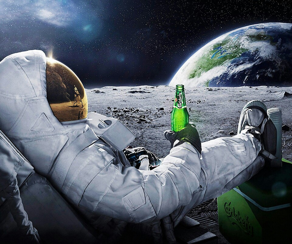 birra spaziale