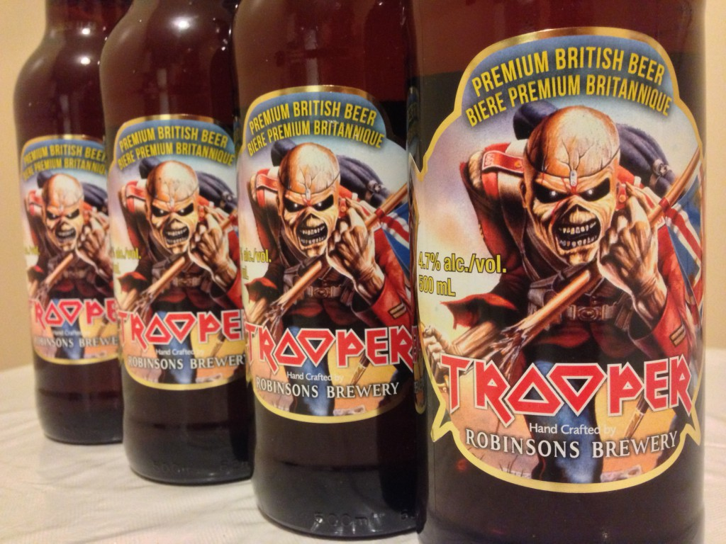 birra iron maiden